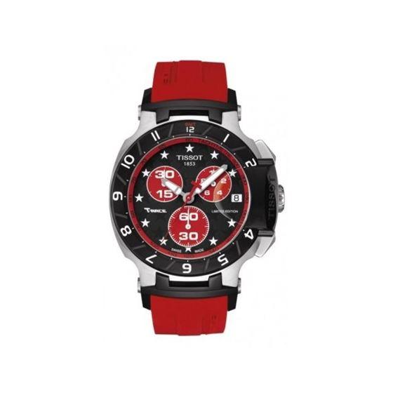 Tissot Swiss Made Wrist Watch T048.417.27.051.02 50mm