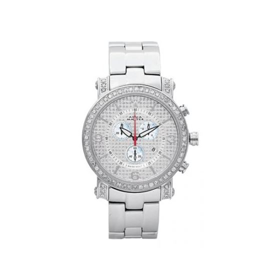Aqua Master Diamond Watch Men