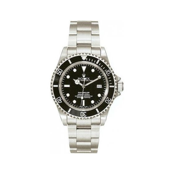 Rolex Oyster Perpetual Sea Dweller 4000 Mens Watch 16600-BSO