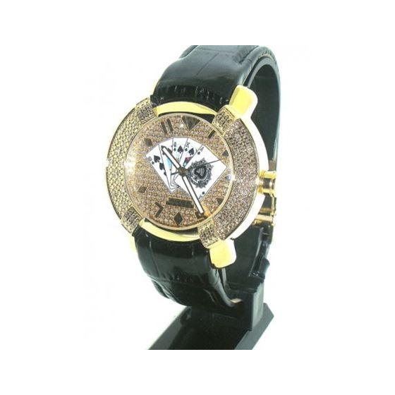 Aqua Master Poker Diamond Watch AQP01