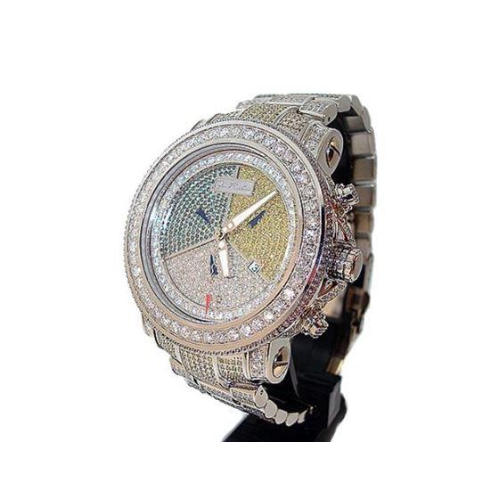 Joe Rodeo Junior Diamond Watch 17.25ct 1
