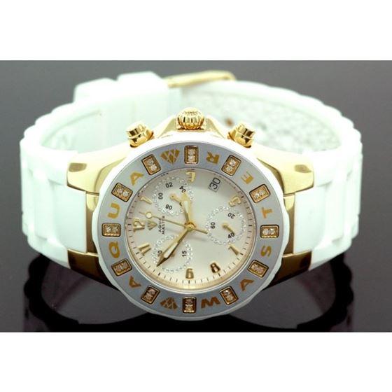Agua Master 0.24ctw Womens Jelly Diamond Watch w324A 1