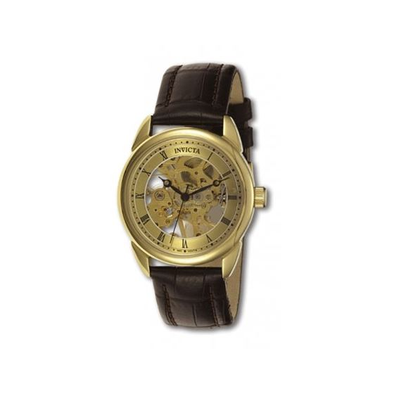 Invicta Watches Skeleton Mechanical 9839