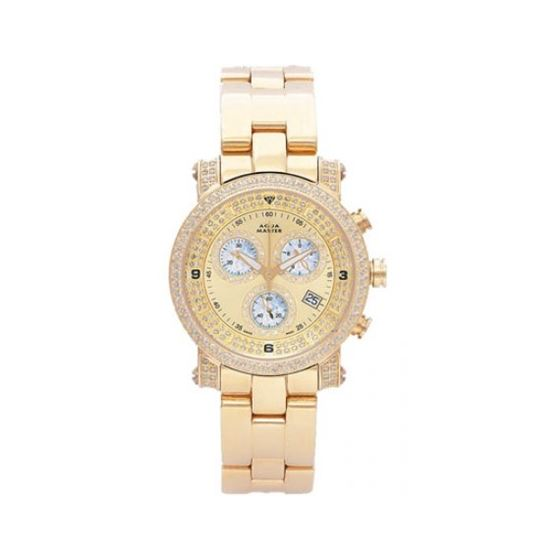Unisex Stainless Steel Watches with 2 Ro 54257 1