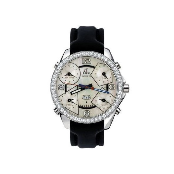 Jacob Co. Single Diamond Watch JC14-S