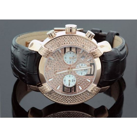 Aqua Master Mens Diamond Watch 96-62 54569 1