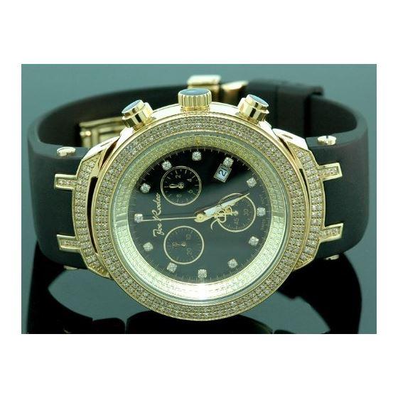 2.25Ctw Mens Diamond Watch JJM78