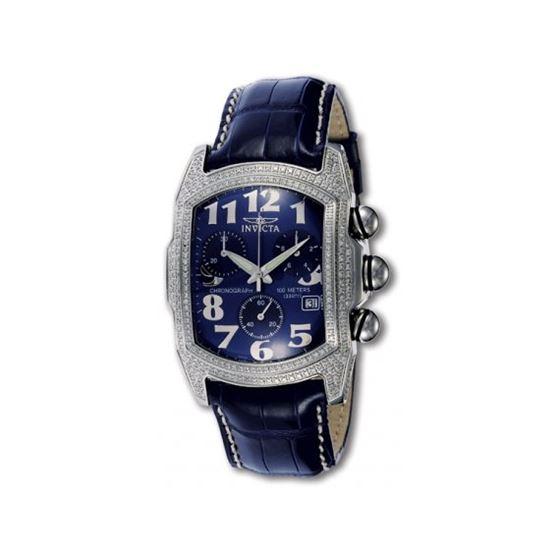 Invicta Diamond WatchesLupah Pave Dark B 330 1