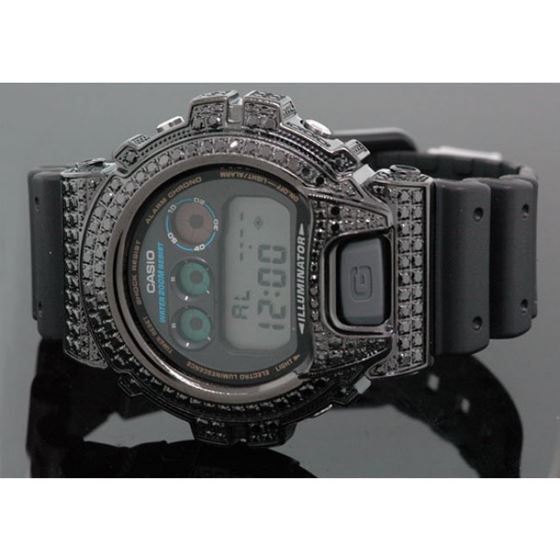 Iced Out Watches Casio G Shock Mens Digital Watch AMSGS03