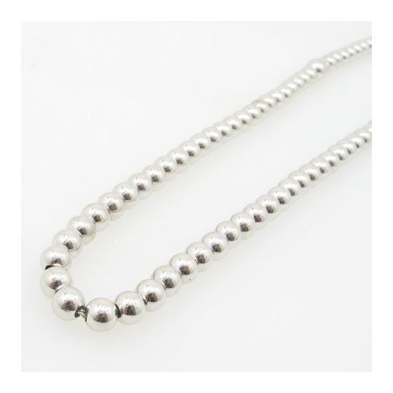 925 Sterling Silver Italian Chain 18 inches long and 5mm wide GSC165 3