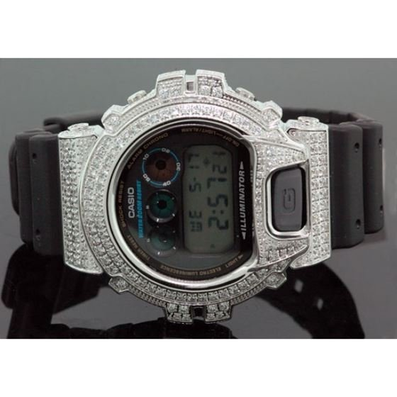 Iced Out Watches Casio G Shock Mens Digi 53061 1
