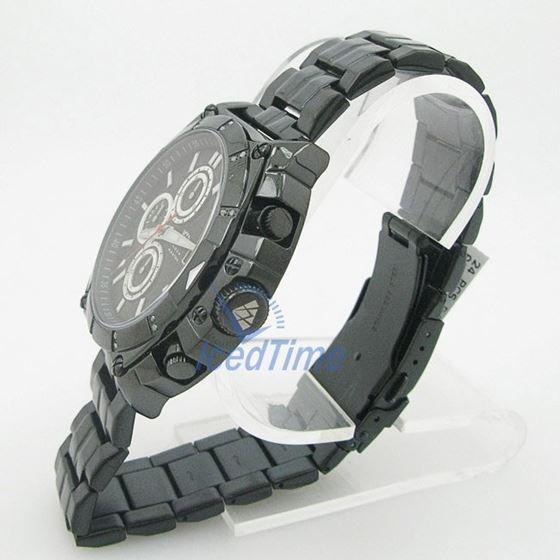 Mens Aqua Master Iced Out Diamond Watch W328AQ1 3