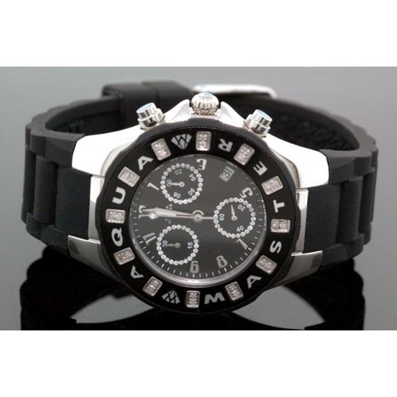Agua Master 0.24ctw Womens Jelly Diamond Watch w324BOT 1