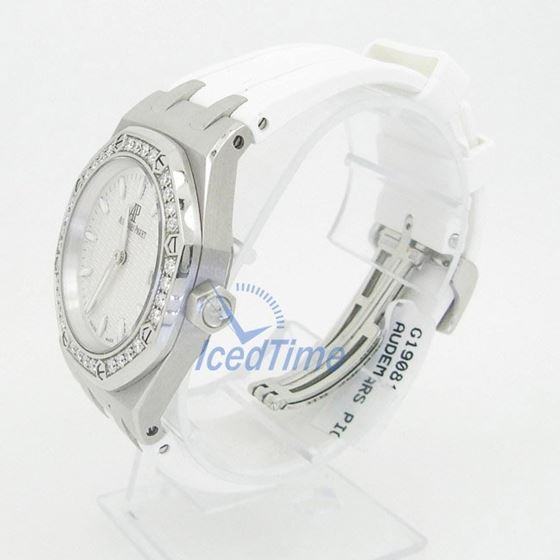 Audemars Piguet Royal Oak Lady Quartz Wa 54367 3