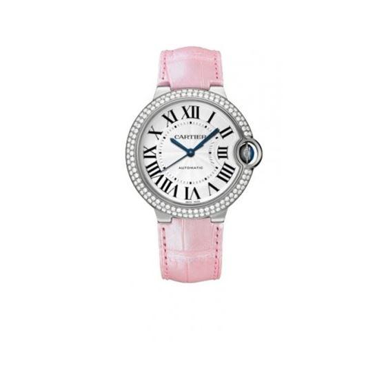 Cartier Ballon Bleu De Series Unisex Watch WE900651