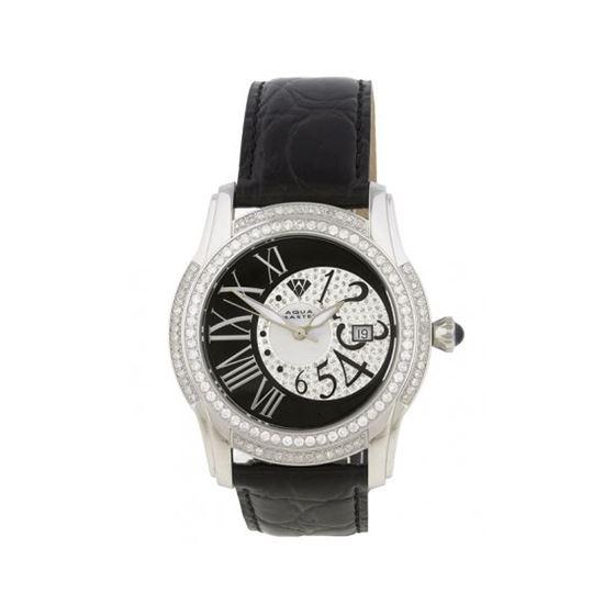 Aqua Master Unisex Diamond Watch W127