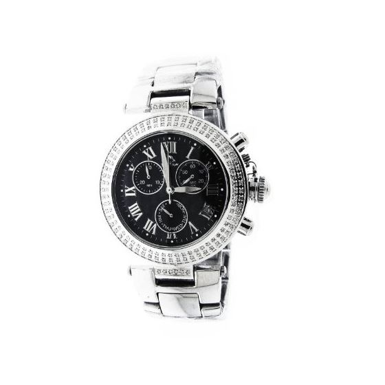 1.00Ct Diamonds 39Mm Watch Tm-2104