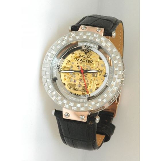 Aqua Master Mens Diamond Watch am1 1