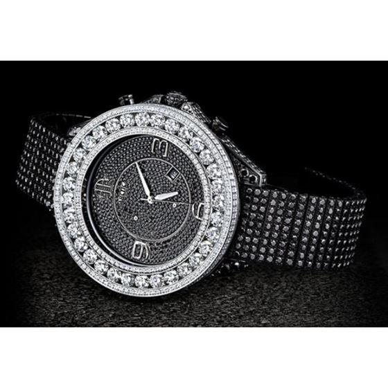 Arctica Watches Arctica 57mm Diamond Case 52.20ct