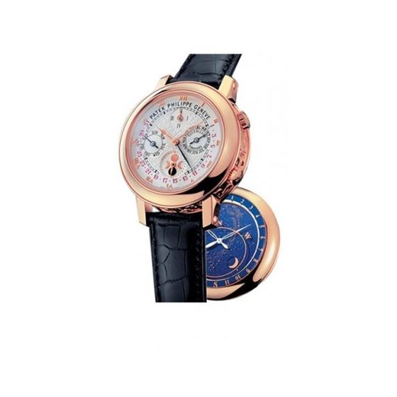 Patek Philippe Sky Moon Tourbillon Mens Watch 5002R
