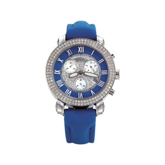Benny Co 2.9 Ice Dial Blue