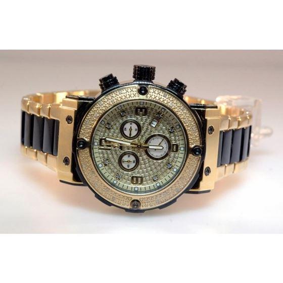 Agua Master Mens Diamond Watch W148fa 1