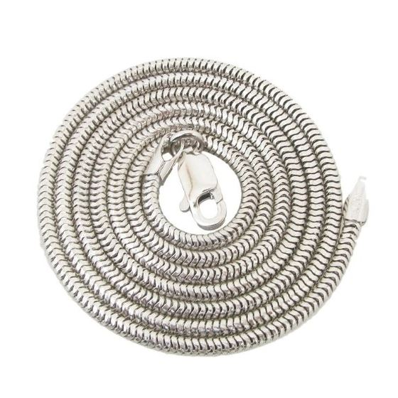 925 Sterling Silver Italian Chain 20 inches long and 2mm wide GSC133 1