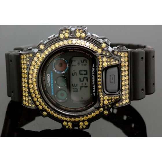 Iced Out Watches Casio G Shock Mens Digital Watch AMSGS02 1