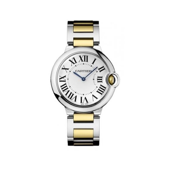 Cartier Ballon Bleu De Series Unisex Watch W69008Z3