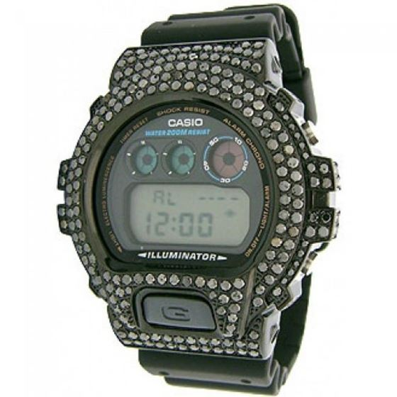 G Shock Diamond Watches: Casio Unisex Bl 53032 1