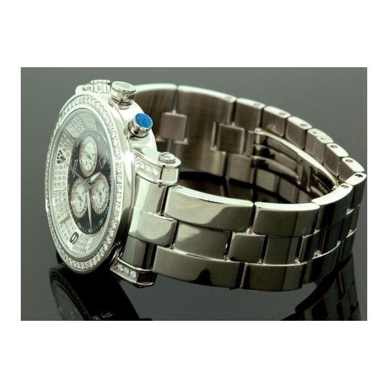 Diamond Mens Watch 3.60Ct W104a-3