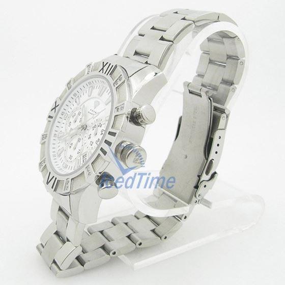 Mens Aqua Master Iced Out Diamond Watch W333AQ2 3