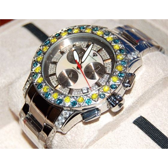 Aqua Master Power 8.00 ct. Diamond Men