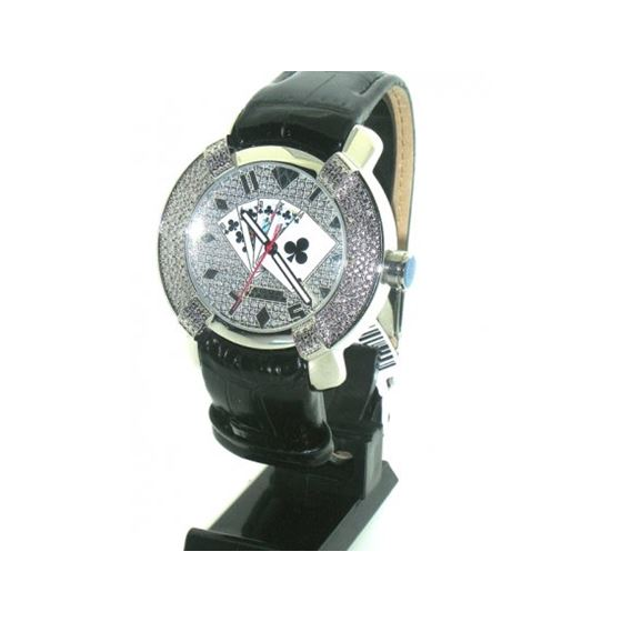 Aqua Master Poker Diamond Watch AMP02