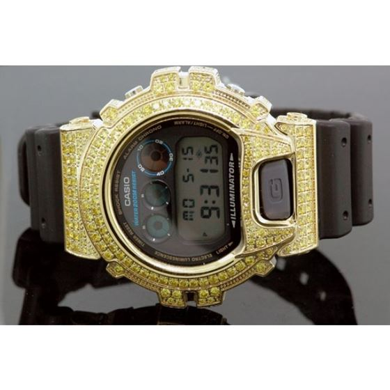 Iced Out Watches Casio G Shock Mens Digital Watch AMSGS01 1