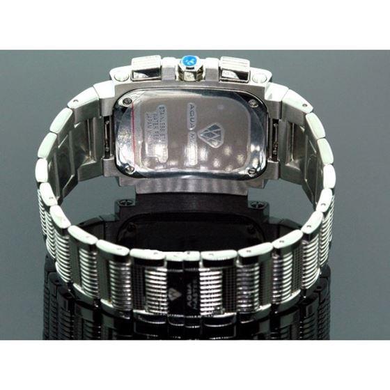 Agua Master 0.16ctw Mens Diamond Watch w323RR 3