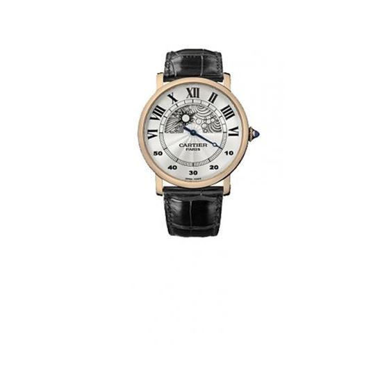 Cartier Rotonde Day/Night Collection Privee Cartier Paris Mens Watch W1550051