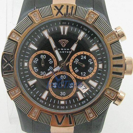 Mens Aqua Master Iced Out Diamond Watch W333AQ5 1