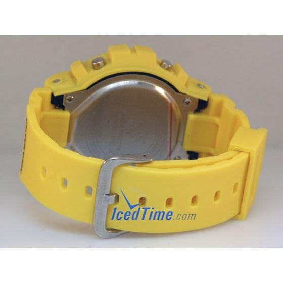 Aqua Master Shock Digital Watch Yellow 3