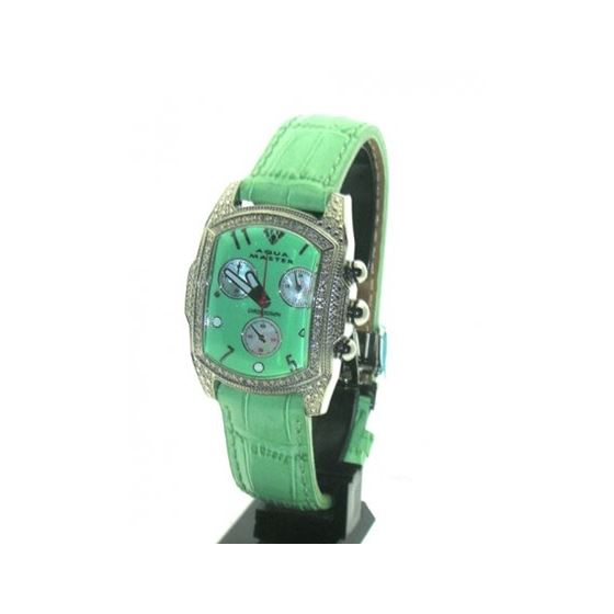 Aqua Master Diamond Watch AQS-20