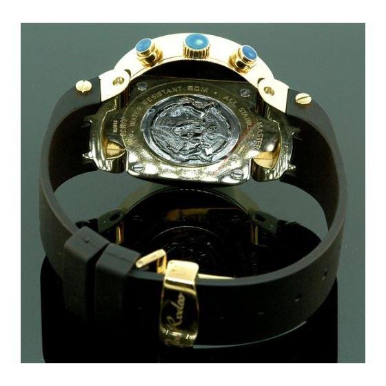 2.25Ctw Mens Diamond Watch JJM78-3