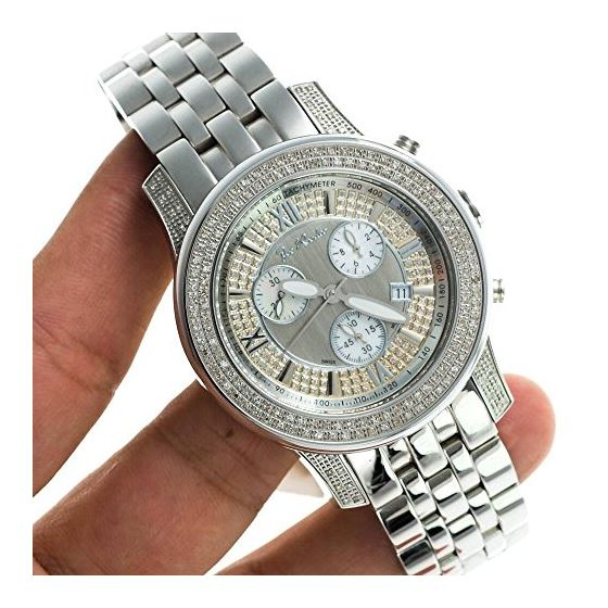 2000 J2027 Diamond Watch-3