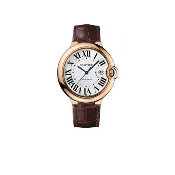 Cartier Ballon Bleu Polished 18K Rose Gold Watch W6900651