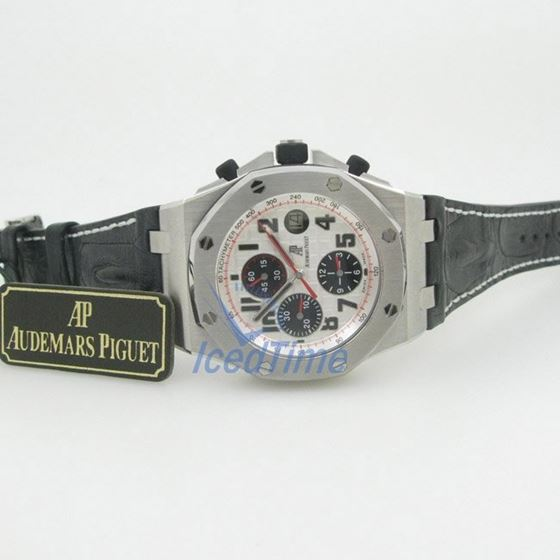 Audemars Piguet Royal Oak Offshore Silve 54428 3