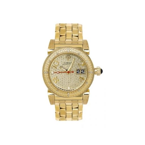 Aqua Master Diamond Watch The New Ladies 53452 1