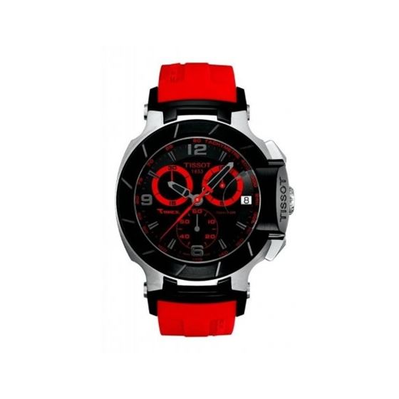 Tissot Swiss Made Wrist Watch T048.417.27.057.02 43mm