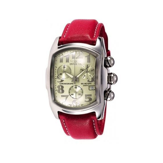 Invicta Lupah Chronograph Mens Watch