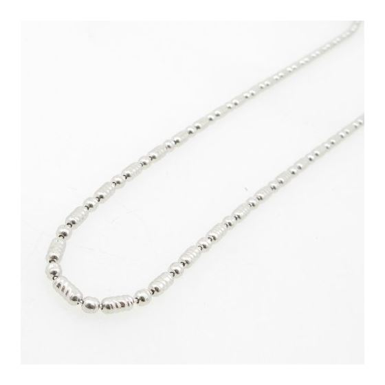 925 Sterling Silver Italian Chain 20 inches long and 2mm wide GSC145 3