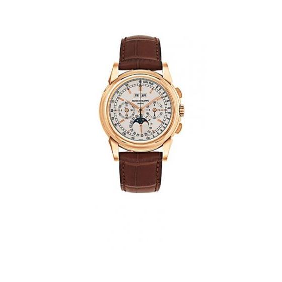 Patek Philippe Chronograph Perpetual Calendar Mens Watch 5970R