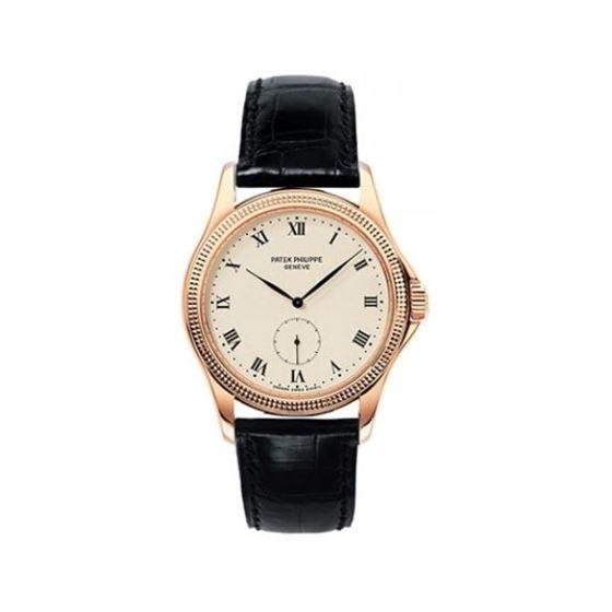 5115R Patek Phillipe Calatrava Mens Wristwatch
